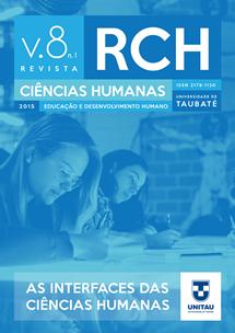 Visualizar v. 8 n. 1 (2015): As interfaces das Ciências Humanas