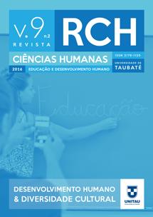 Visualizar v. 9 n. 2 (2016): Desenvolvimento Humano & Diversidade Cultural