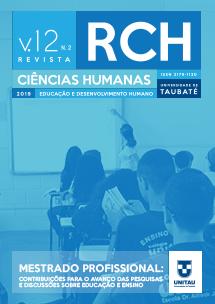 Visualizar v. 12 n. 2 (2019): Mestrado Profissional: contribuições para o avanço das pesquisas e discussões sobre educação e ensino