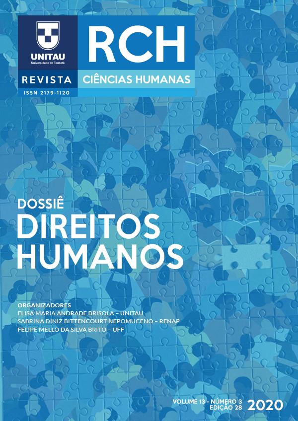 Visualizar v. 13 n. 3 (2020): Direitos Humanos