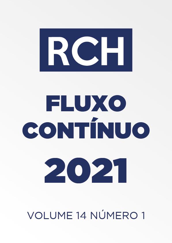 Visualizar v. 14 n. 1 (2021): Fluxo Contínuo 2021